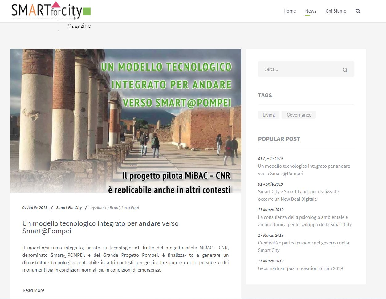 Smart for city